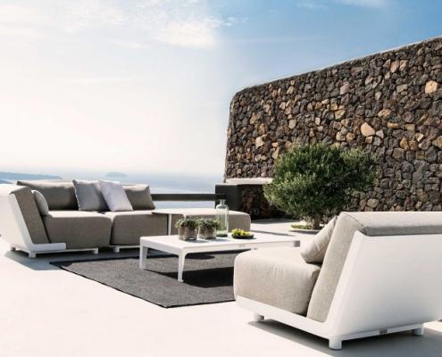 Meble ogrodowe Mirthe sofa Tribu
