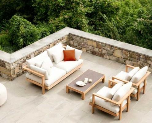 Meble ogrodowe Pure Sofa Tribu