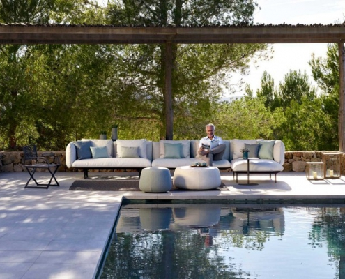 Sofa ogrodowa Senja Tribu