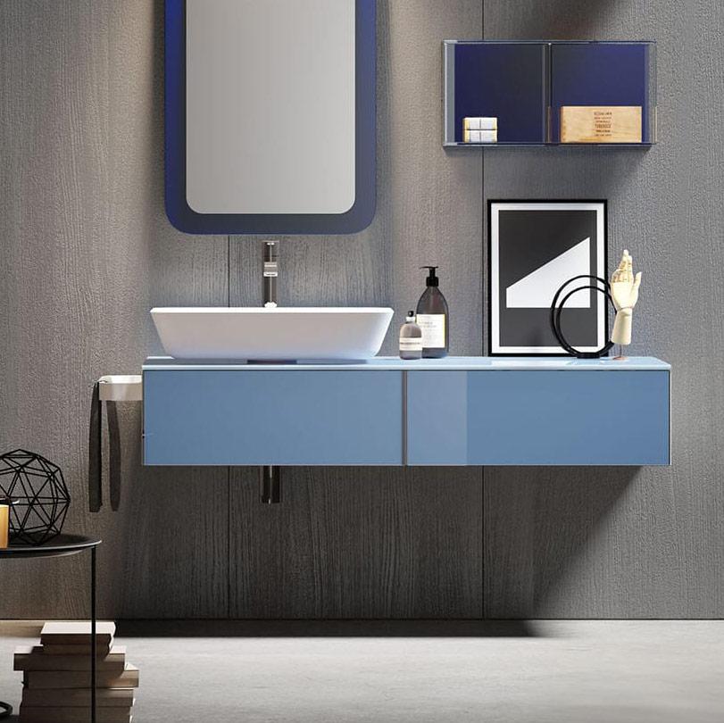 Umywalki w nowoczesnym stylu misy H24 03