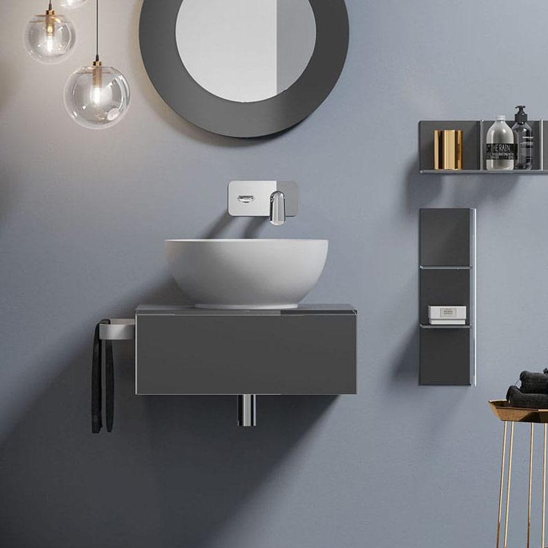 Umywalki w nowoczesnym stylu misy H24 04