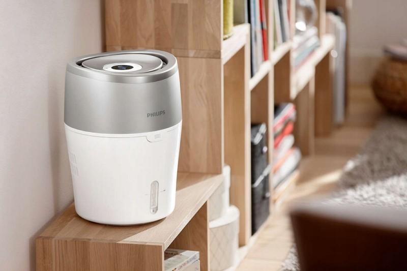 Philips z serii 2000 - jak wybrać nawilżacz powietrza