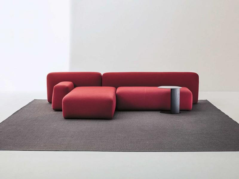 Sofa La Cividina Suiseki - Nowoczesne siedziska do biura