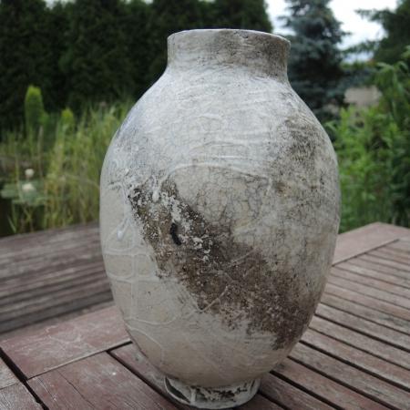 Stylowa waza ceramiczna Wabi Sabi Ginko Design