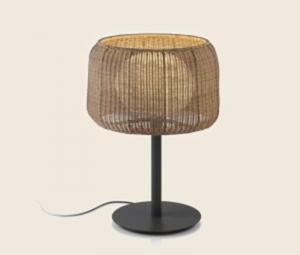Zewnętrzna lampa stołowa Fora M Bover