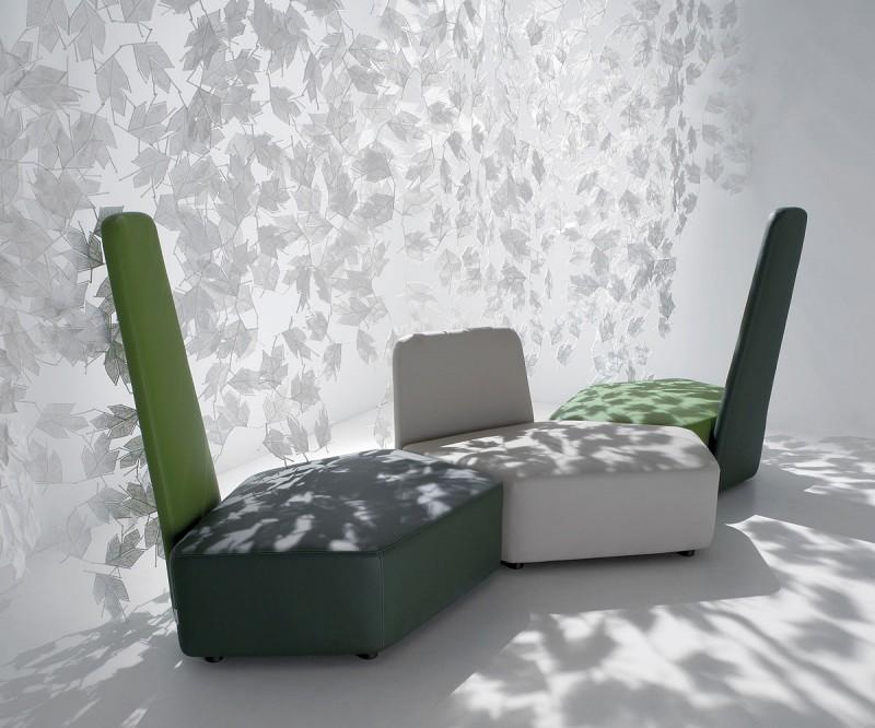 Ben Grimm Casamania - Kolorowe biura w nowoczesnym stylu