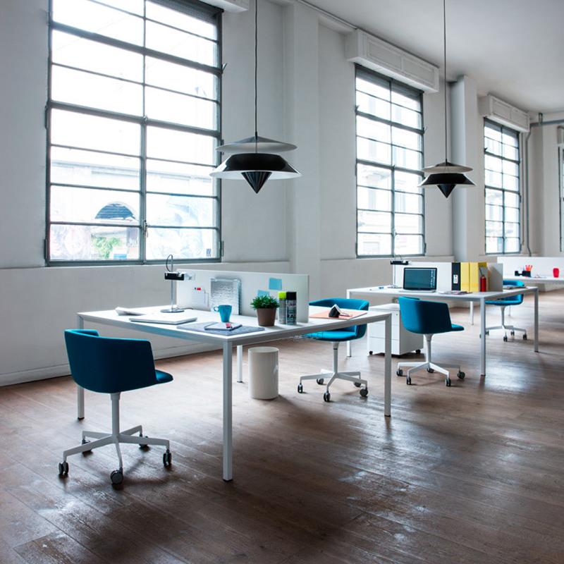 Cut Lapalma - Kolorowe biura w nowoczesnym stylu