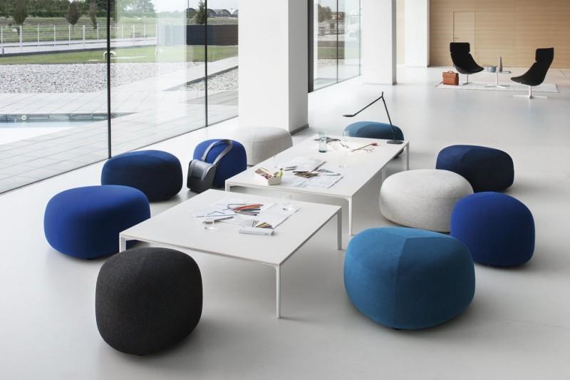 Kipu Lapalma - Kolorowe biura w nowoczesnym stylu