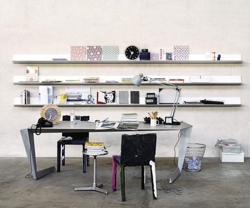 Krzesła Rememberme Sedia Horm Casamania - futurystyczne biuro
