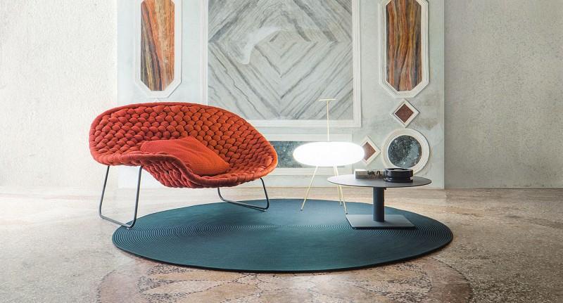 Shito Paola Lenti - Kolorowe biura w nowoczesnym stylu
