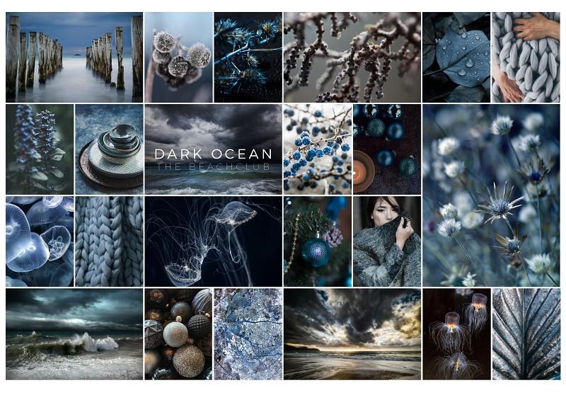 Dark Ocean trend 2020