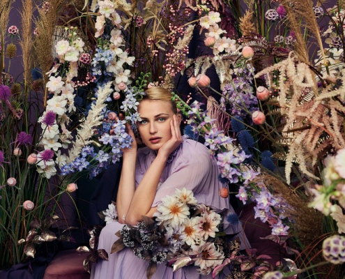 Ekskluzywne sztuczne kwiaty Silk-ka Avenue 1