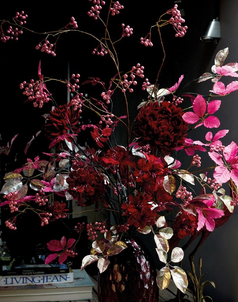 Ekskluzywne sztuczne kwiaty Silk-ka Parlour