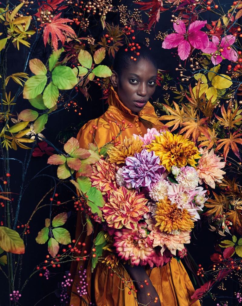 Ekskluzywne sztuczne kwiaty Silk-ka Splendour 1