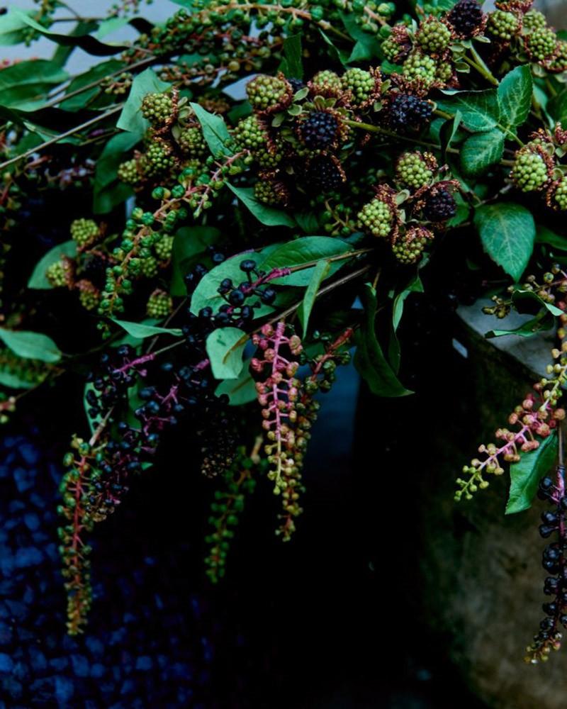 Ekskluzywne sztuczne kwiaty Splendour Berry