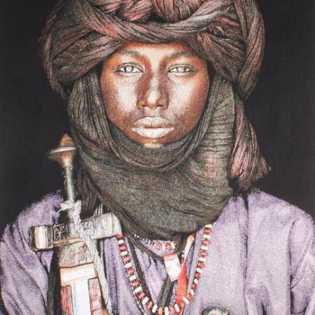 Gobelin Dawo Fulani Tribe