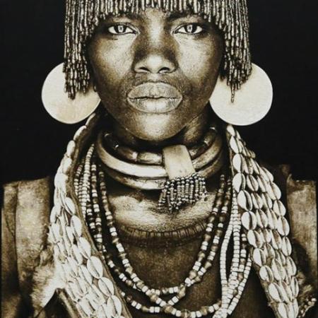 Gobelin Hamar Women - Ethiopia Thomas Albrecht