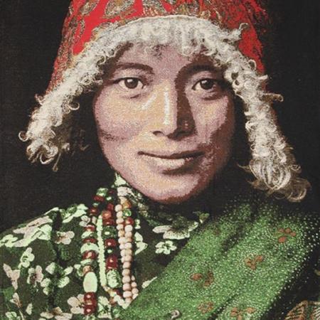 Gobelin Tibetan Thomas Albrecht