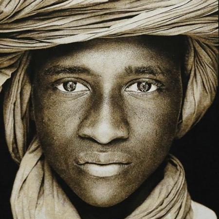 Gobelin Tuareg Boy - Mali Thomas Albrecht