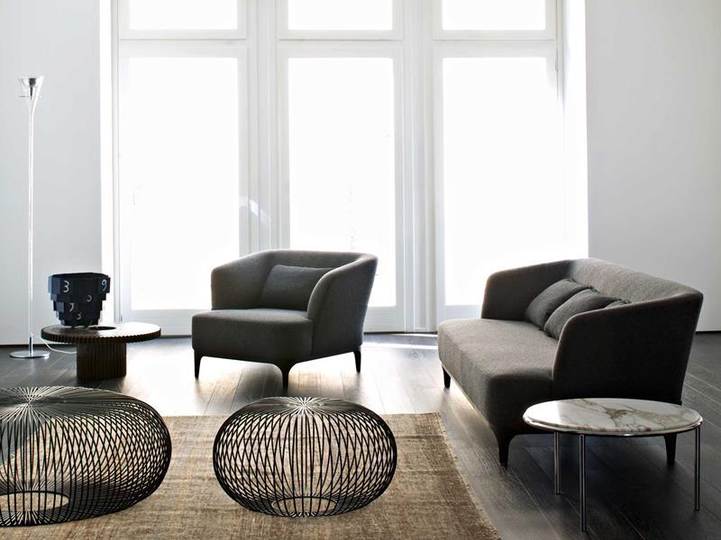 Fotele tapicerowane Elle P La Cividina