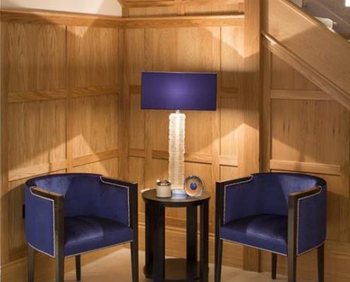 Lampa stołowa CRYSTAL STRATA Porta Romana