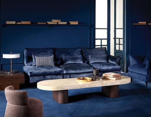 Nowoczesna sofa Bau