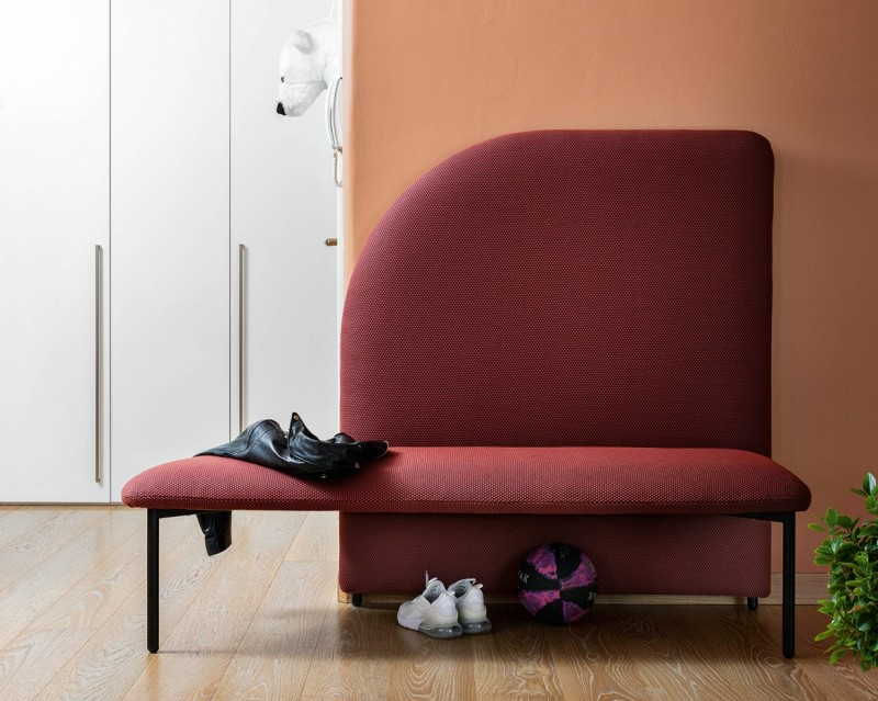 Nowoczesna sofa Marino Miniforms