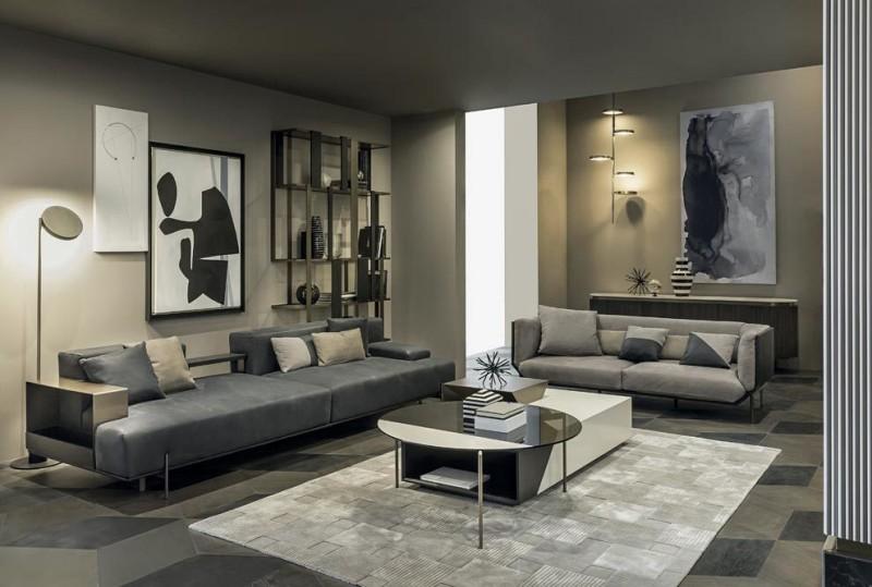 Nowoczesna sofa Prism Shake Design