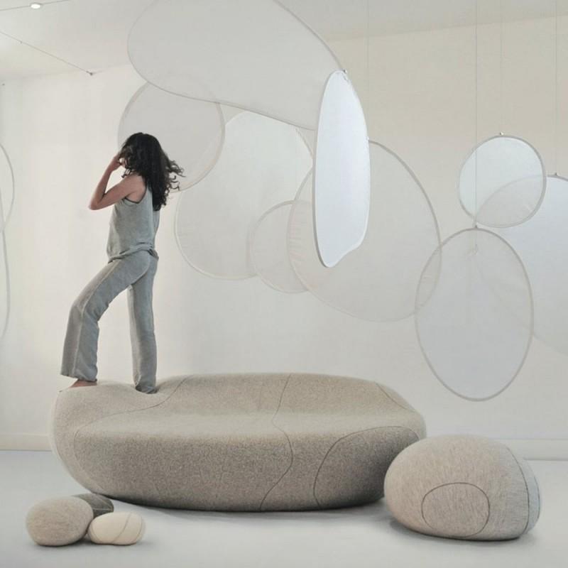 Nowoczesna sofa Sofa Livingstones Enza
