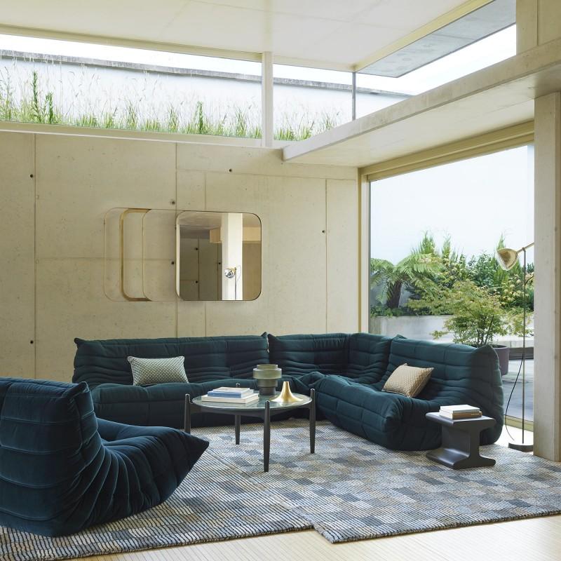 Nowoczesna sofa Togo Ligne Roset