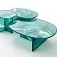 Szklane stoliki Liquefy Glas Italia