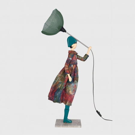 Kolorowa lampka dziewczynka RENATA Skitso