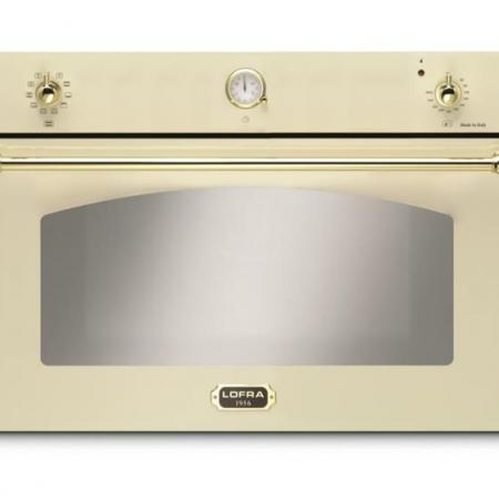 Kremowy piekarnik elektryczny DOLCEVITA 90 FRBI99EE Lofra