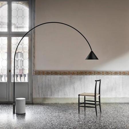 Nowoczesna Lampa podłogowa OZZ Floor Miniforms