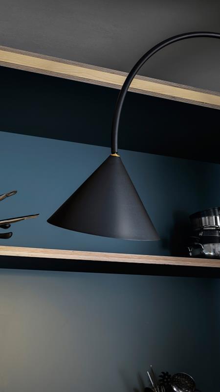 Nowoczesna Lampa ścienna OZZ Wall Miniforms