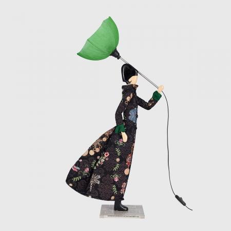 Wzorzysta lampka dla nastolatki Skitso
