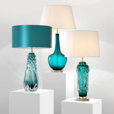 Klasyczna lampa kryształowa Barron Eichholtz