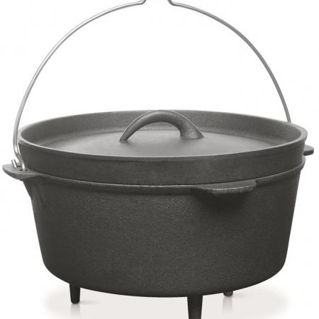 Kociołek żeliwny 3L BC-WOO-6008 Barbecook