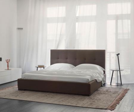 Eleganckie łóżko tapicerowane Grenada HORM