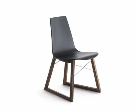 Minimalistyczne krzesło Ray Sedia