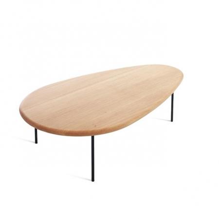 Stylowy stolik kawowy Lily Legno Casamiania