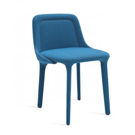 Tapicerowane krzesło Lepel Sedia Liscia HORM