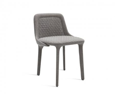 Tapicerowane krzesło Lepel Sedia Trapuntata HORM