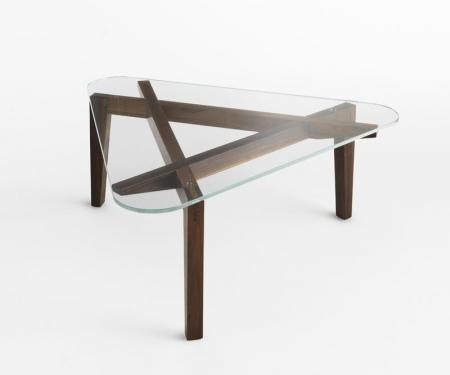 Trójkątny stolik kawowy Autoreggente Tavolino
