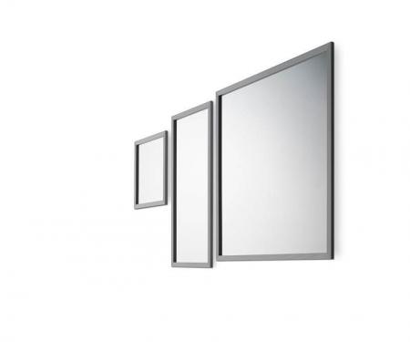 Minimalistyczne lustro Ute Millerighe