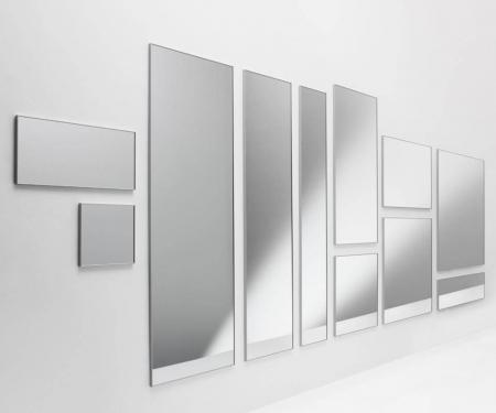 Minimalistyczne lustro Ute Minimal