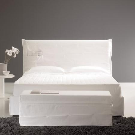 Nowoczesne łóżko Tasca