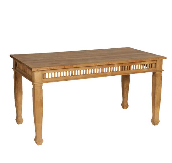 Prostokątny stół ogrodowy