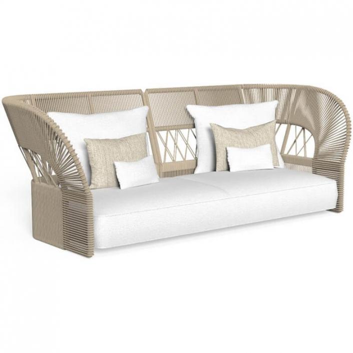 Oryginalna sofa zewnętrzna Cliff Dèco