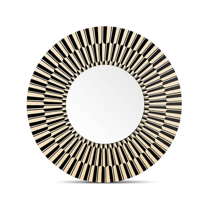 Citylights mirror